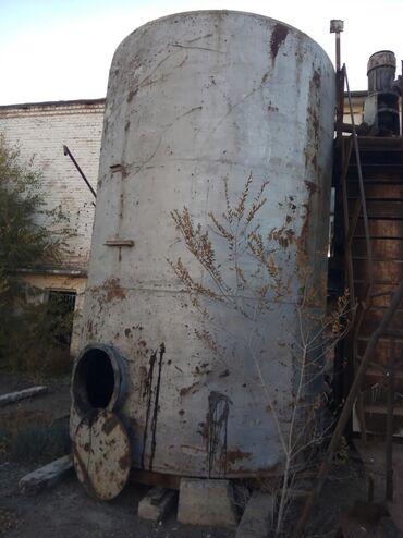 Радиоузел балыкчы - Кыргызстан: Ёмкость 25куб. имеется,два горловина.торг уместен.Ёмкость находится