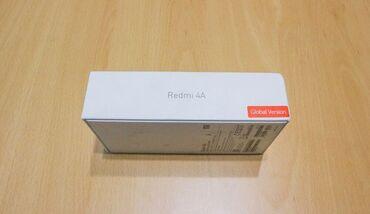 продажа смартфонов в бишкеке in Кыргызстан   ДРУГИЕ МОБИЛЬНЫЕ ТЕЛЕФОНЫ: Продам коробку от смартфона Redmi 4A, новая со всеми документами