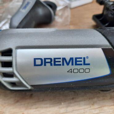 Dremel 4000 Gravür aparatı.İstanbuldan almışam.3 4 defe maraq üçün