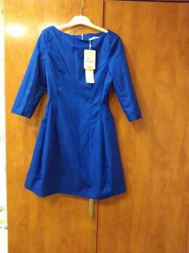 Продаю платья электрик короткие 800 в Бишкек