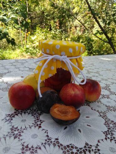 домашний лимон в Кыргызстан: Продаю домашнее варенье: клубнично-апельсиновое с мятой, грушевое с гр