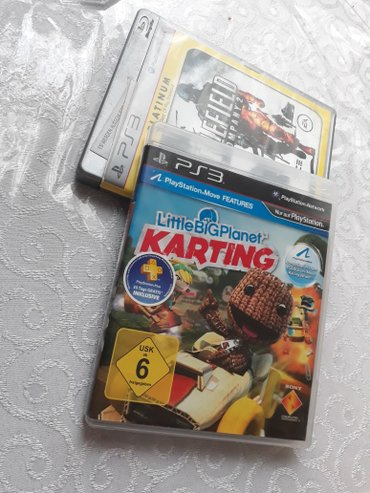 """Bakı şəhərində PLaystation 3 Ucun Original Oyun Diskleri Satılır... """" Karting"""