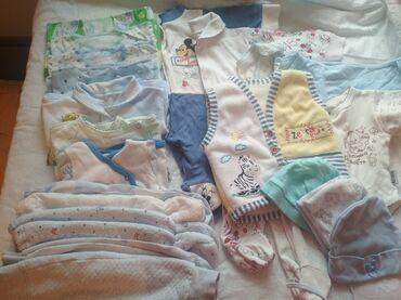 Вещи для новорожденных. Для мальчика. 1 пакет вещей ОТЛИЧНого