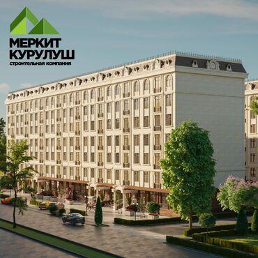 квартиры в рассрочку в джалал абаде in Кыргызстан   XIAOMI: Строится, 1 комната, 44 кв. м