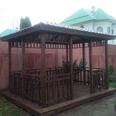 беседки бишкек in Кыргызстан | ГРУЗОВЫЕ ПЕРЕВОЗКИ: Беседки,навесы!!!Бригада профессионалов занимается изготовлением
