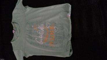 Adidas-majca - Srbija: Svetlo zelena majca za devojčice. Veličina 10. Marka sprint