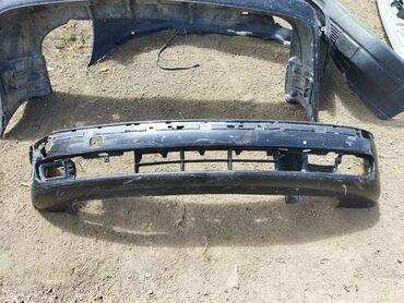 Передний и задний бампер BMW e39