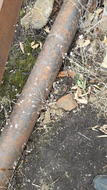 Кругляк железный. 1.67 см длина 15 см диаметр. в Бишкек