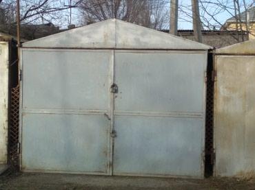Продается охраняемый гараж в центре в Бишкек