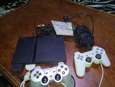 games ps1 в Кыргызстан: PS 2 отлично работает. 2 диска .отдам за 2000 сом в жалабаде