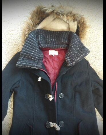 Springfild jakna-djubretarac,kragna se skida