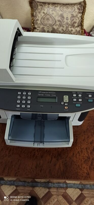 сканер hp в Кыргызстан: Hp m1522n Принтер,сканер,копир в хорошем состоянии