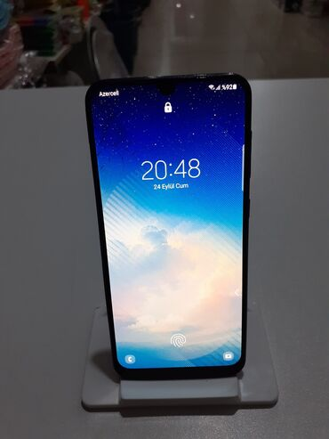 1057 elan: Samsung A50 | 64 GB | Qara | Sensor, Barmaq izi, İki sim kartlı