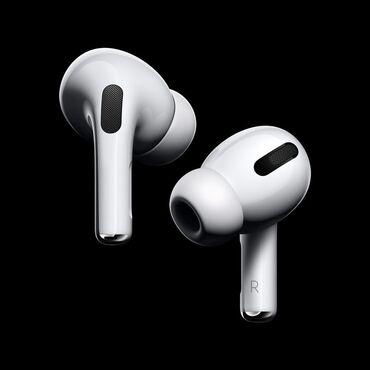 Наушники - Тип подключения: Беспроводные (Bluetooth) - Бишкек: Наушники Apple Airpods PRO (1:1) Lux Самая лучшая реплика 2020