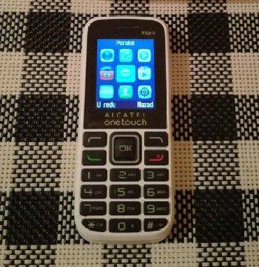 Alcatel-onetouch-880 - Srbija: Dual sim alcatel u odlicnom stanju dva telefona u jednom