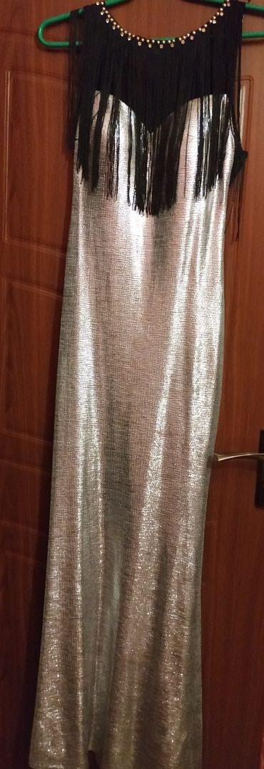 Продаю вечернее платье. Одевали один в Бишкек