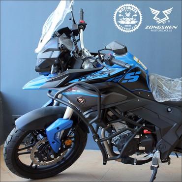 Bakı şəhərində Zongshen RX3S 400cc 2019 model.