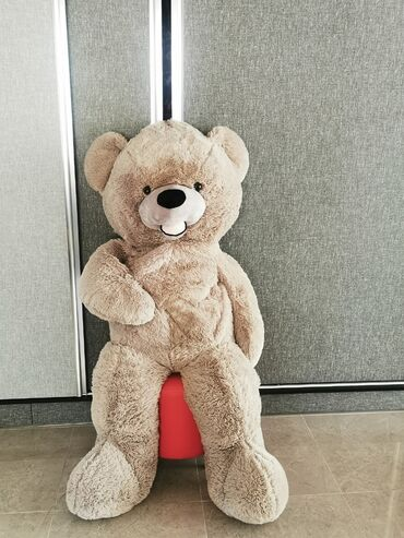 В связи с закрытием магазина распродажа мягких игрушек.  Мишка Тедди