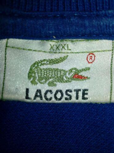 Muska majica Lacoste,velicina xxxl