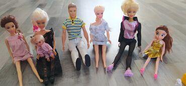 Детский мир - Таш-Мойнок: Кен и его гарем из кукол Барби дети собаки все для кухни все