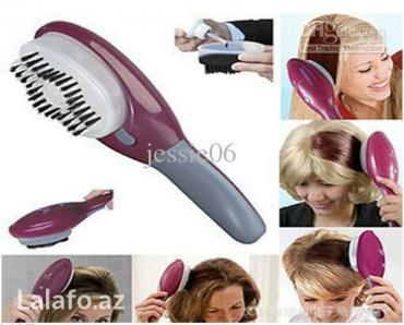 Bakı şəhərində Hair coloring brush.. Saclarin renglenmesi dahada rahat daraq vasitesi