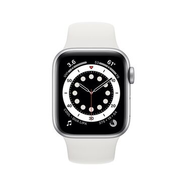 серебро бишкек in Кыргызстан   БРАСЛЕТЫ: Продаю  Apple Watch 5 series  Серебро -44мм  В хорошем состоянии с кор