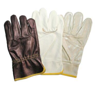 Перчатки кожаные 4 цвета