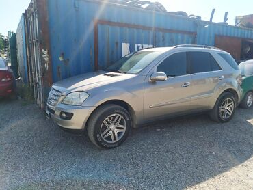 Mercedes-Benz в Кыргызстан: Mercedes-Benz ML 320 3 л. 2005 | 264000 км