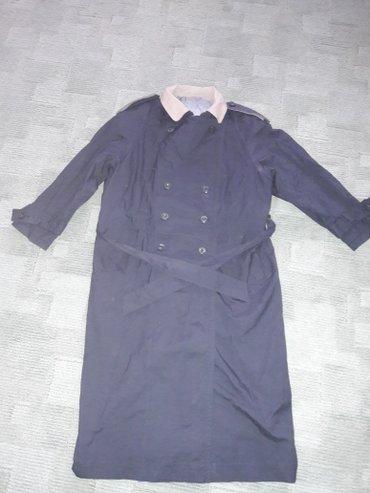 Продаю плащ новый, темно-синего цвета, в Бишкек
