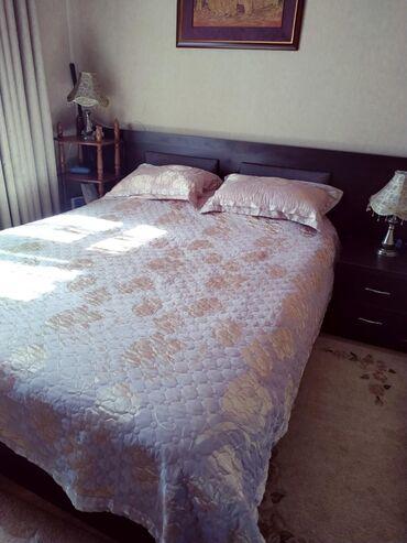 Гарнитуры в Кыргызстан: Спальний гарнитур, Mobella. Турция. Кровать, большой вместительный