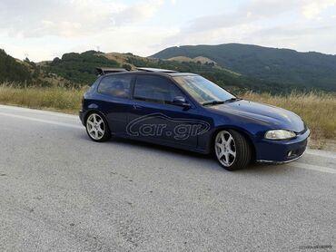 Honda Civic 1.6 l. 1995 | 171854 km
