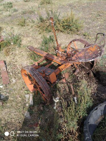 Ат касилка - Кыргызстан: Ат касилка грабли менен сатылат келишим турдо рабочем состоянии