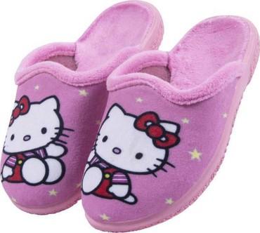Hello kitty paidika pantoflakia san kainouria. noumero 27