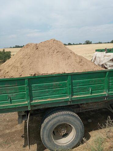 Песок в Ак-Джол: Песок глина с доставкой