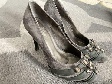 Личные вещи - Токтогул: Туфли женские натуральная замша