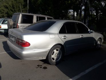 Mercedes-Benz E-Class 2003 в Кок-Ой
