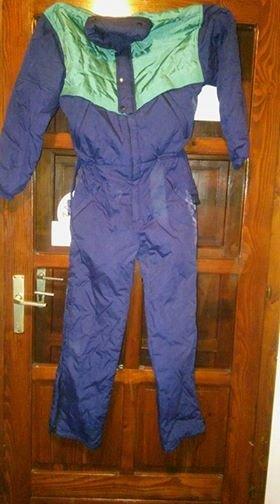 Muška odeća | Kikinda: Skafander, malo nosen, odlicno ocuvan, za visinu 180cm. Za vise