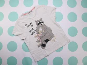 Женская футболка с енотом New Look    Длина: 60 см Пог: 48 см Материал