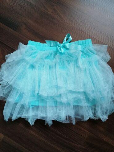 Dečija odeća i obuća   Ruma: Suknjica za devojčice, veličina 6