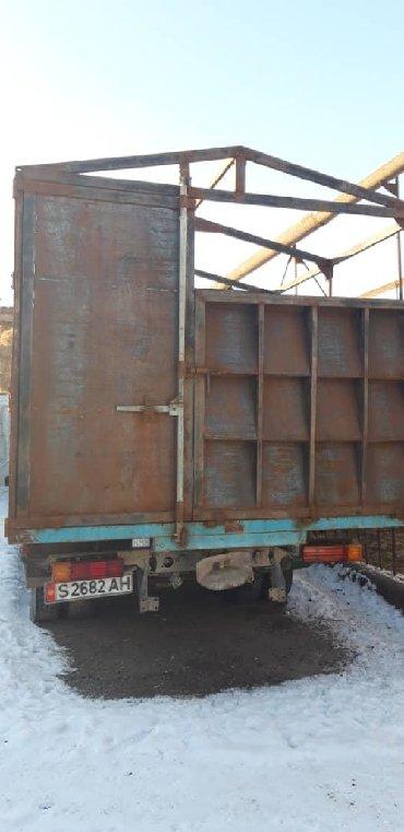 Мерседес гигант 814 в бишкеке - Кыргызстан: Мерс гигант 814