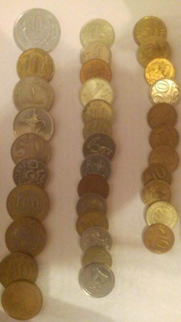 Монеты разных стран. цена договорная в Бишкек
