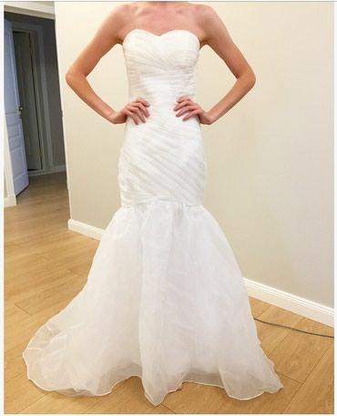 Новое свадебное платье, заказывали с в Бишкек