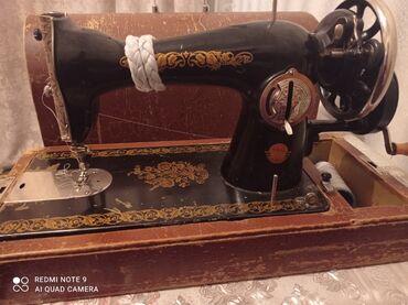 Продам швейную машинку в рабочем состоянии цена 3000 тыс сом цена