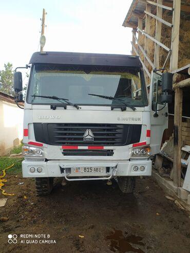 купить камаз самосвал бу в Кыргызстан: Хово, howo, самосвал, грузовик, срочно