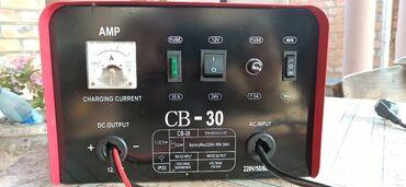 Автоэлектроника - Кыргызстан: Продаю зарядное устройство для аккумуляторов. Состояние отличное