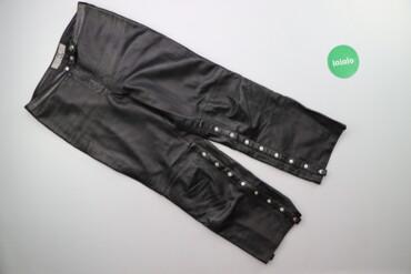 Жіночі шкіряні штани з заклепками Udekasi   Довжина: 87 см Довжина кро