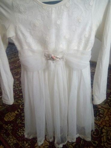 Очень нежное красивое платье в в Бишкек