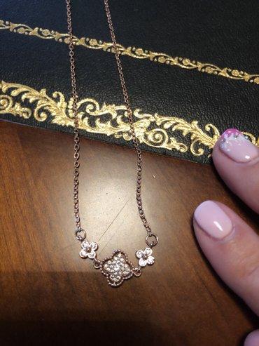 925 ασημι, δεν μαυριζει!! υπεροχο κοσμημα σε ροζ χρυσο! σε Βόρεια & Ανατολικά Προάστια
