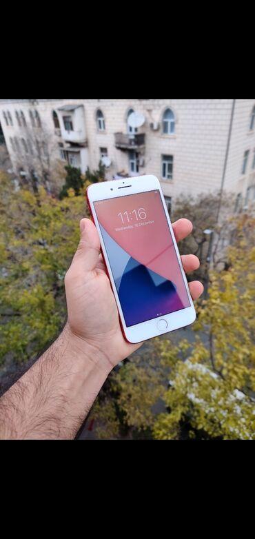 7 plus - Azərbaycan: IPhone 7 Plus 128 GB Qırmızı