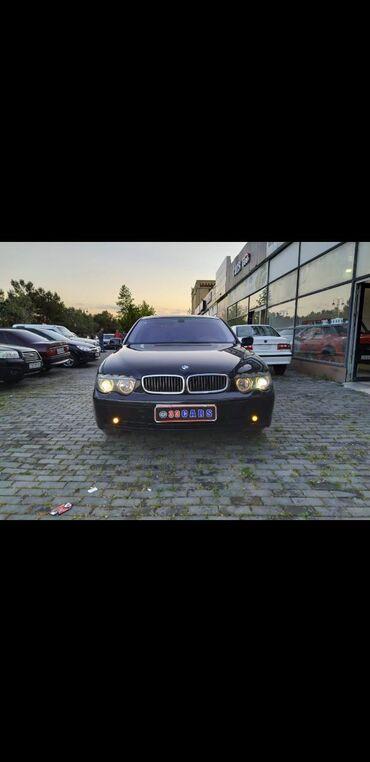 bmw-m3-4-mt - Azərbaycan: BMW 745 4.4 l. 2002 | 245000 km